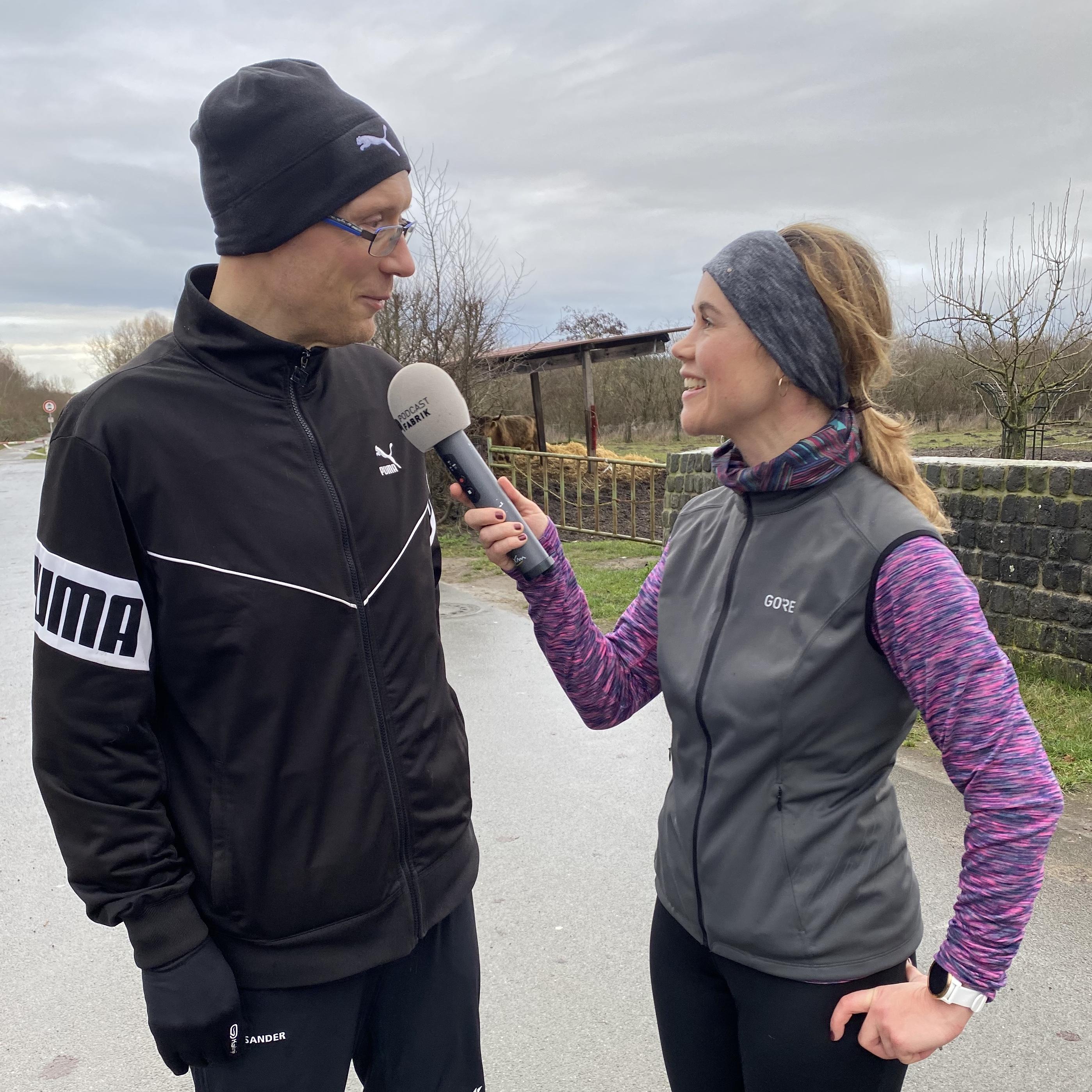 Marathoni Guido Sander: Von 193 Kilo auf unter 80